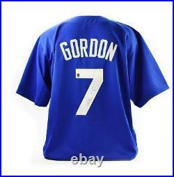 Alex Gordon Autographed Kansas City Royals Custom Baseball Jersey (DACW COA)