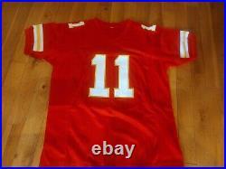 Alex Smith #11 Signed Jersey XL Kansas City Chiefs Tri-Star Certified