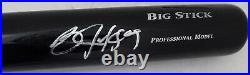 Bo Jackson Autographed Signed Black Rawlings Big Stick Kansas City Royals 177582