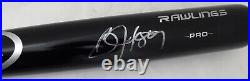 Bo Jackson Autographed Signed Black Rawlings Pro Kansas City Royals 177583