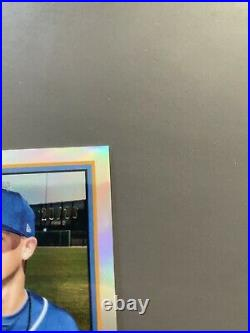 Bobby Witt Jr Rc 2021 Bowman Chrome Auto Retro 20/30 Kansas City Royals see pics