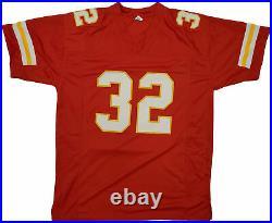 Kansas City Chiefs Tyrann Mathieu Autographed Red Jersey Beckett Bas 196485