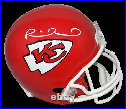 Patrick Mahomes Autographed Kansas City Chiefs Full Size Helmet Jsa