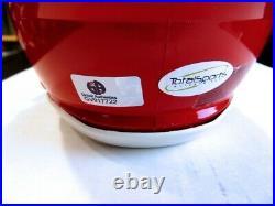 Patrick Mahomes II Signed Autographed Mini Helmet Kansas City Chiefs Global COA