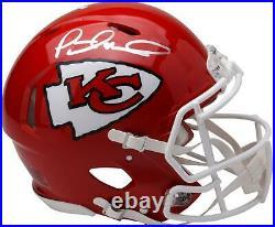 Patrick Mahomes Kansas City Chiefs Autographed Riddell Speed Authentic Helmet