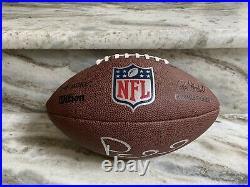 Patrick Mahomes Kansas City Chiefs Signed Football NO RESERVE Includes COA