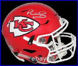 Patrick Mahomes Signed Kansas City Chiefs F/s Authentic Speedflex Helmet Jsa