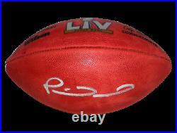 Patrick Mahomes Signed Kansas City Chiefs Official Super Bowl LV Football Bas