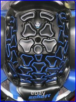 TYREEK HILL Signed KANSAS CITY CHIEFS Full Authentic CHROME F7 Helmet Auto Insc