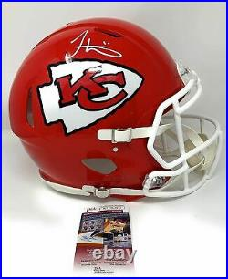 Tyreek Hill Kansas City Chiefs Signed Autograph Authentic On Field Proline Full