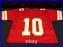 Tyreek Hill Kansas City Chiefs Signed Custom Jersey Super Bowl Stats Jsa Coa