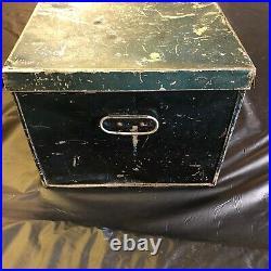 Vintage Fairy Queen Marshmallows Box Tin Loose-Wiles Company Kansas City